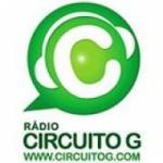 Logo da emissora Rádio Circuito G