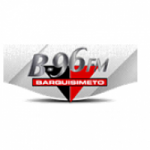 Logo da emissora Radio B-96 FM 95.9