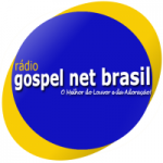 Logo da emissora R�dio Gospel Net Brasil