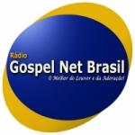Logo da emissora Rádio Gospel Net Brasil