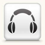 Logo da emissora Rádio Voz Da América