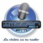 Logo da emissora Radio Imagen 105.7 FM