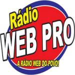 Logo da emissora Rádio Web Pro