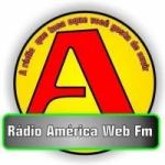 Logo da emissora Rádio América Web FM