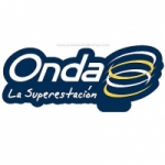 Logo da emissora Radio Onda 104.5 FM