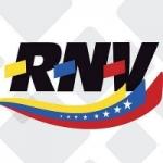 Logo da emissora Radio RNV Portuguesa 1370 AM 98.5 FM