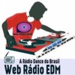 Logo da emissora Web R�dio EDM
