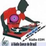 Logo da emissora Rádio EDM