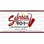 Logo da emissora Radio Sabrosa 90.1 FM