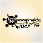 Logo da emissora R�dio Integra��o 104.9 FM