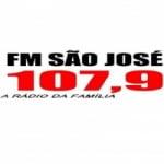 Logo da emissora Rádio São José 107.9 FM