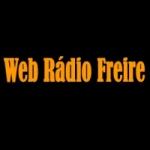 Logo da emissora Web R�dio Freire