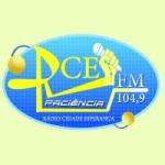 Logo da emissora Rádio Cidade Esperança