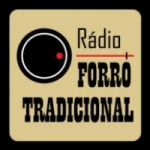 Logo da emissora Rádio Forró Tradicional