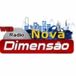 Logo da emissora Rádio Nova Dimensão 94 fm