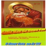 Logo da emissora Rádio Mãe de Deus FM