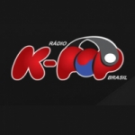 Logo da emissora R�dio K-pop Brasil