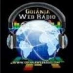 Logo da emissora Goi�nia Web R�dio
