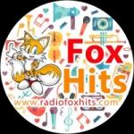 Logo da emissora Rádio Fox Hits