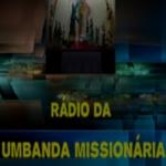 Logo da emissora Rádio da Umbanda Missionária