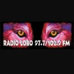 Logo da emissora KLVO 106.7 FM