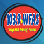 Logo da emissora WFAF 106.3 FM