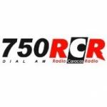 Logo da emissora Radio Caracas Radio RCR 750 AM
