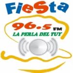 Logo da emissora Radio La Perla Del Tuy 96.5 FM