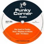 Logo da emissora Funky Corner Radio