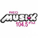 Logo da emissora Radio Musik 104.5 FM