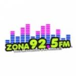 Logo da emissora Radio La Zona 92.5 FM