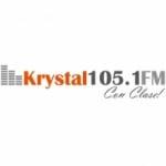 Logo da emissora Radio Krystal 87.5 FM