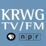 Logo da emissora KRWG 90.7 FM