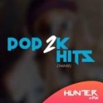 Logo da emissora Hunter FM Pop2K Hits