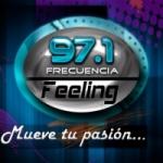 Logo da emissora Radio Frecuencia Feeling 97.1 FM