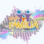 Logo da emissora Rádio Família Ce