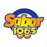 Logo da emissora Radio Sabor 106.5 FM