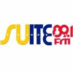 Logo da emissora Radio Suite 89.1 FM