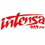 Logo da emissora Radio Intensa 91.9 FM