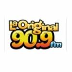 Logo da emissora Radio La Original 90.9 FM