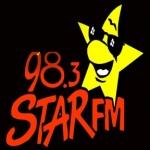 Logo da emissora Radio WSMD 98.3 Star FM