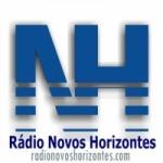 Logo da emissora Rádio Novos Horizontes