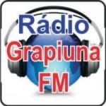 Logo da emissora R�dio Grapiuna FM Web