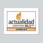 Logo da emissora Radio Actualidad 90.3 FM