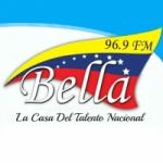 Logo da emissora Radio Bella 96.9 FM