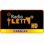 Logo da emissora Letty Radio