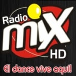 Logo da emissora Radio Mix HD