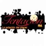 Logo da emissora Rádio Tentación FM