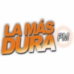 Logo da emissora Rádio La Más Dura FM