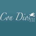 Logo da emissora Radio Con Dios FM